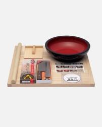 普及型麺打セット(そば・うどんDVD付)
